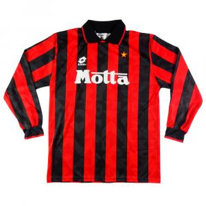 1993-94 Ac Milan Maglia Home XL (Top)