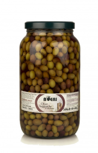 Olive Taggiasche in salamoia  3100 ml