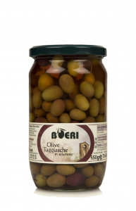 Olive Taggiasche in salamoia 720 ml