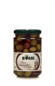 Olive Taggiasche in salamoia 314ml