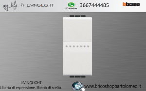 LIVINGLIGHT INVERTITORE ASSIALE 16A N4054