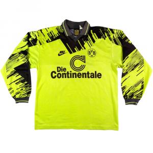 1993-94 Borussia Dortmund maglia home XL