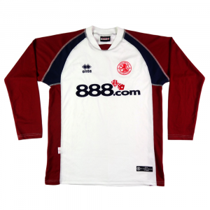 2004-05 Middlesbrough maglia away XXL (Top)