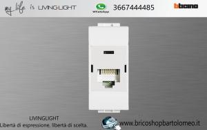 LIVINGLIGHT CONNETTORE RJ45 N4262C5E
