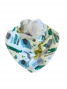 Bavetta baby in cotone