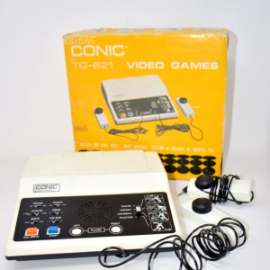 Conic Video Games Vintage
