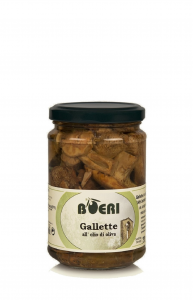 Gallette sott'olio 314 ml