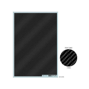 CARBON PATTERN DECAL SET