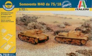 Semovente M40 da 75/18