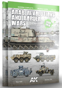 Arab Revolutions & Border Wars Vol.III