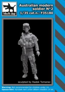 Australian modern soldier No.2