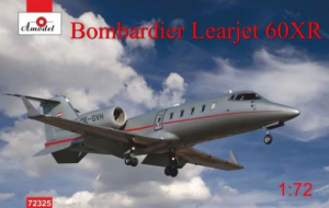 Bombardier Learjet 60XR Vista