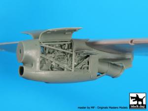 C-27J Spartan 1 Engine