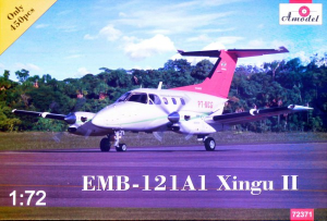 EMB-121A1 Xingu II (Limited Edition)