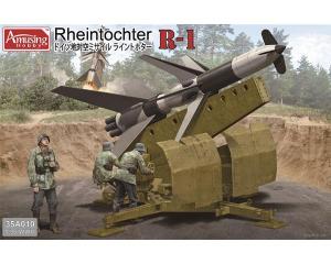 FlaRak Rheintochter R1