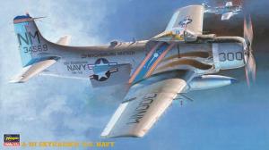 A-1H SKYRAIDER 'U.S. NAVY'
