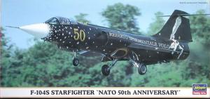 F-104S STARFIGHTER 'NATO 50th ANNIVERSARY'