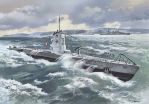 TYPE IIB U-BOAT (1939)