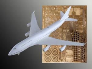 Boeing 747 (Revell)