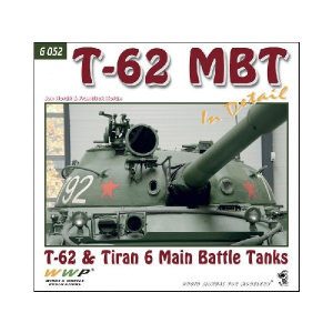T-62 MBT & Tiran 6 in detail