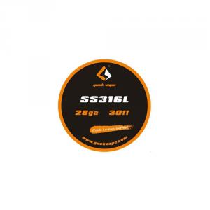 Filo Resistivo SS316L