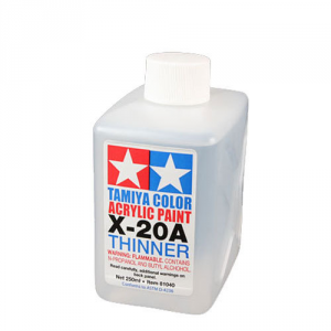 Acrylic Thinner 250 Ml.