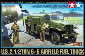 AIRFIELD FUEL TRUCK