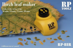 Birch leaf maker