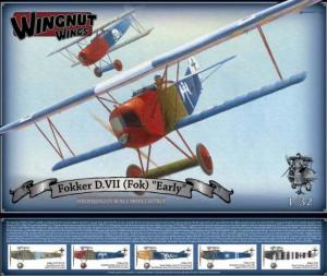 Fokker D.VII FOK Early