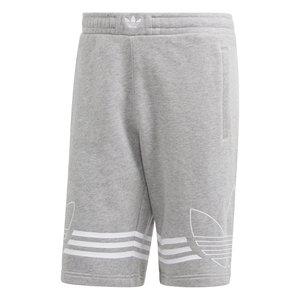 Bermuda Adidas Outline Short Grigio DU8136