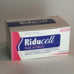 Fase attacco Riducell contro la cellulite