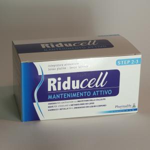 Mantenimento attivo Riducell contro la cellulite