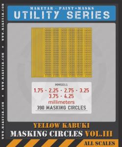 390 masking circles