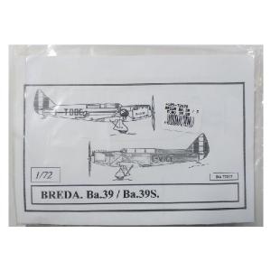 BREDA BA.39 / BA.39S DUJIN