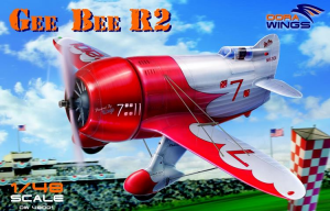 Gee Bee Super Sportster R-2