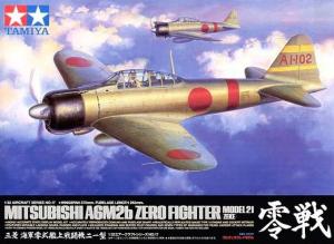 Mitsubishi A6M2b ZERO Fighter