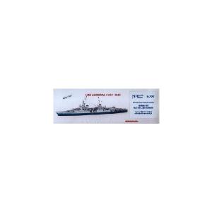 USS AUGUSTA CA31 1945