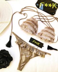 Bikini Triangolo e slip fianco brasiliano Effek