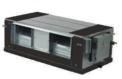 Unità di trattamento aria : canalizzabile  tecnologia  full DC inverter  , funzione sleep