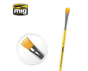 8 SYNTHETIC SAW BRUSH