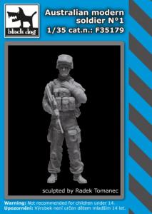 Australian modern soldier No.1