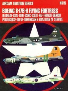 BOEING B-17B-H FLYING FORTRESS