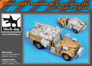 British SAS Chevrolet