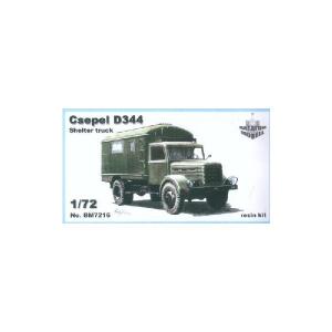 CSEPEL D344 SHELTER