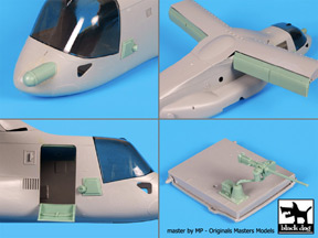 CV-22 B Osprey conversion set (ITALERI)