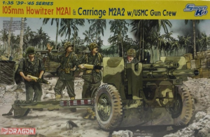 105mm Howitzer M2A1 & Carriage M2A2