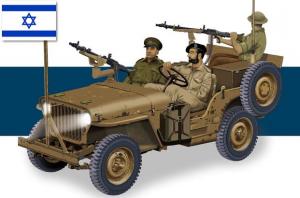4x4 Truck w/MG34 Machine Guns
