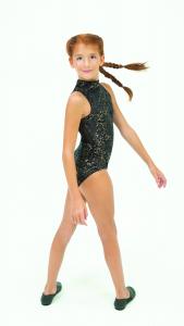 body Capezio Damask Swing