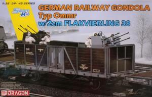 GERMAN RAILWAY GONDOLA