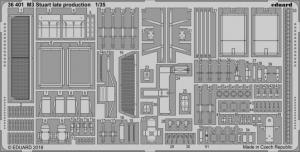 M3 Stuart late production TAMIYA